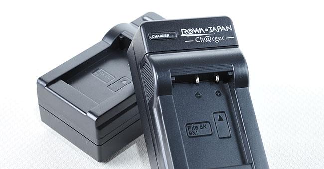 【Sony RX100 配件】專用充電器 ROWA Japan