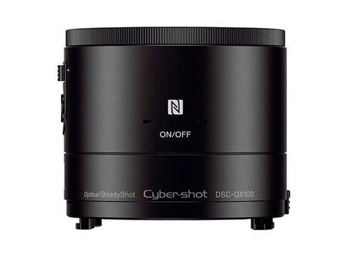 梅問題-攝影器材-Sony QX手機專用鏡頭正式命名為Smart Shot