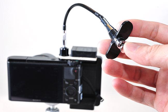 梅問題-攝影器材分享-Sony RX100自製快門座長曝不晃動