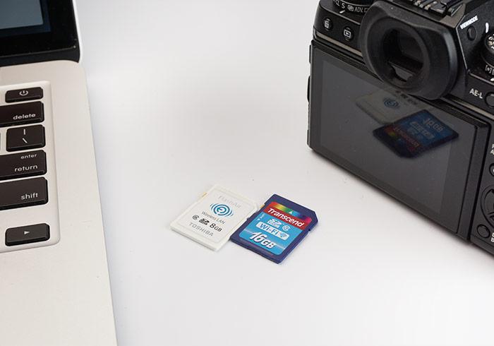「WiFiImport」讓相機使用WIFI SD記憶卡,按下快門立即將照片傳送到Lightroom