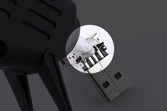 梅問題-50元有找!自製USB垂直接頭