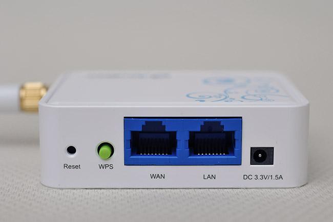 梅問題-網路器材-千元有找!可刷DD-WRT無線分享器AboCom 802.11N WR5204E Mini