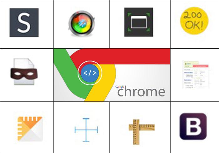 前端網頁設計師必備! 十大Chrome外掛套件總整理