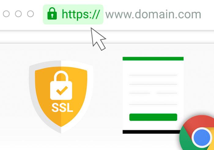 Google Chrome 瀏覽器要如何檢視SSL憑證,與將SSL檢視憑證放回鎖頭下