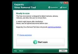 [防毒] KASPERSKY VIRUSE MOVAL TOOL卡巴斯基免安裝版!立即掃描!