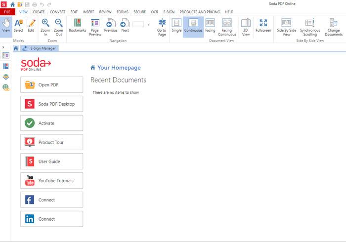 限免!Soda PDF 功能強大的PDF編輯軟體,編輯、轉檔一次搞定!