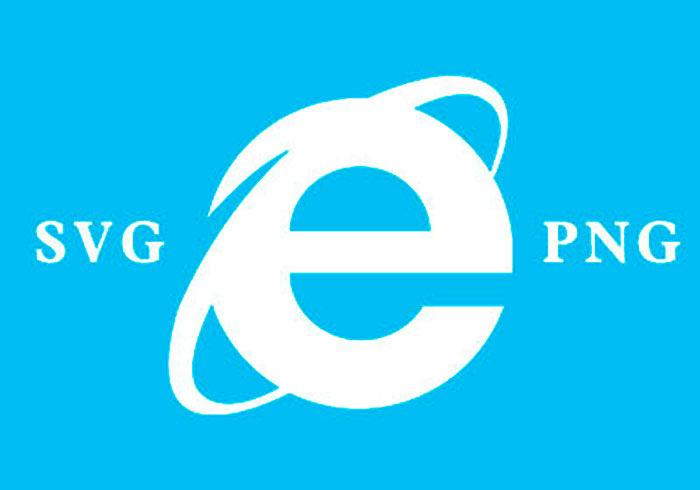 利用IE瀏覽器,就能極速將SVG轉PNG檔
