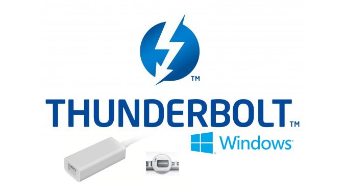 [PC] Windows8下也可使用 Thunderbolt Gigabit