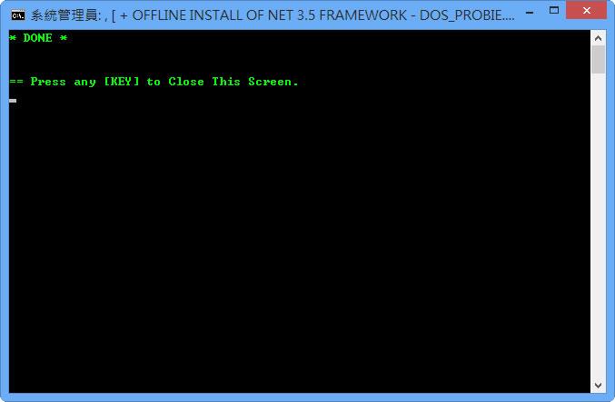 梅問題-[PC]解決Win8安裝.NET Framework3.5出現錯誤碼0x800F0906