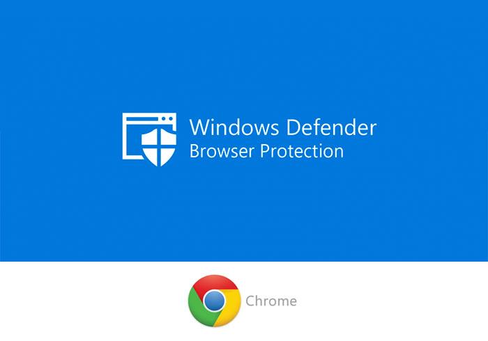 [外掛]Windows Defender Browser Protection 微軟推出瀏覽器防止惡意網站工具,已上架到Chrome商店