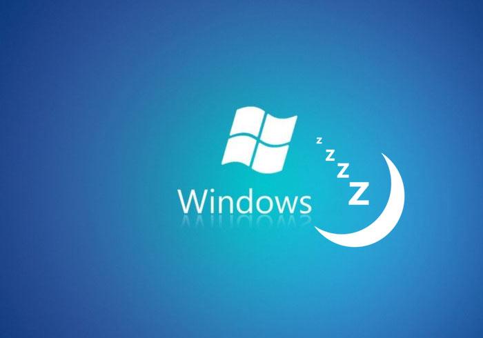 梅問題-Windows休眠設定,讓它睡過夜半夜不再驚醒