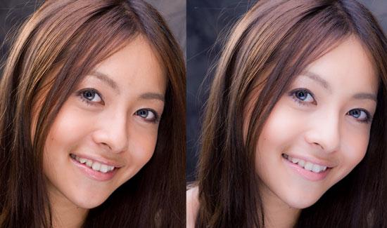 梅問題-Photoshop教學-30秒還妳一個漂亮美肌