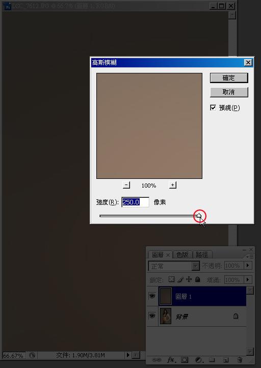 梅問題-photoshop教學-3秒快速修正照片色偏
