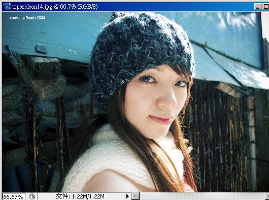 梅問題-其假亂真-photoshop教學-TopazClean+Photoshop將照片快速變成CG手繪風