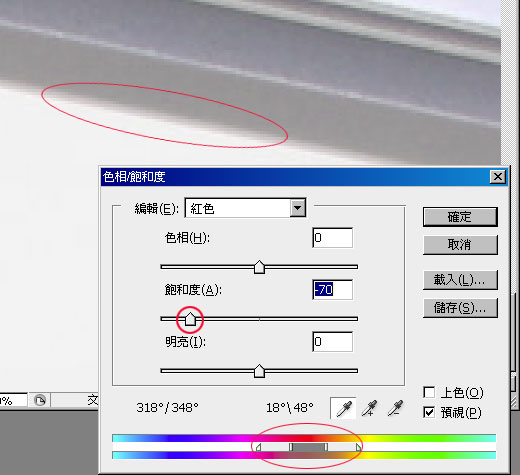 梅問題-photoshop教學-消除強光下所殘留下的紫邊光