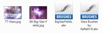 梅問題-Photoshop教學-以假亂真-利用筆刷製作出MAC的歡迎畫面
