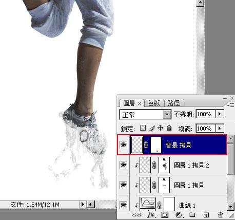 梅問題-photoshop教學-水的去背-水舞傳