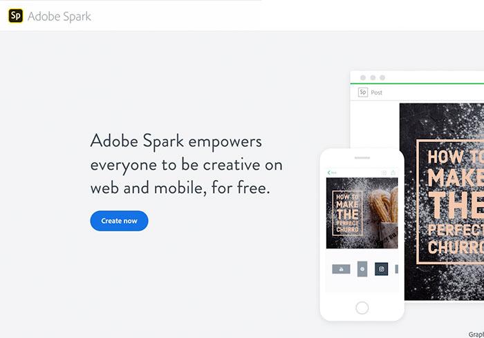 梅問題-Adobe Spark 免費雲端社群行銷圖片設計工具