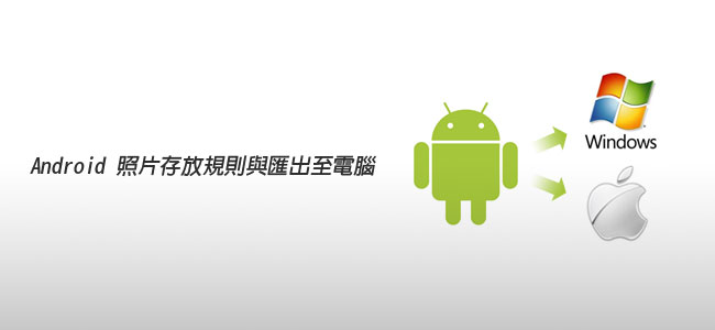 梅問題-Android教學-透過USB將Android中的照片讀取出來