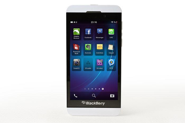 黑莓-BlackBerry10 全新設計 | 全新操控 | 全新體驗