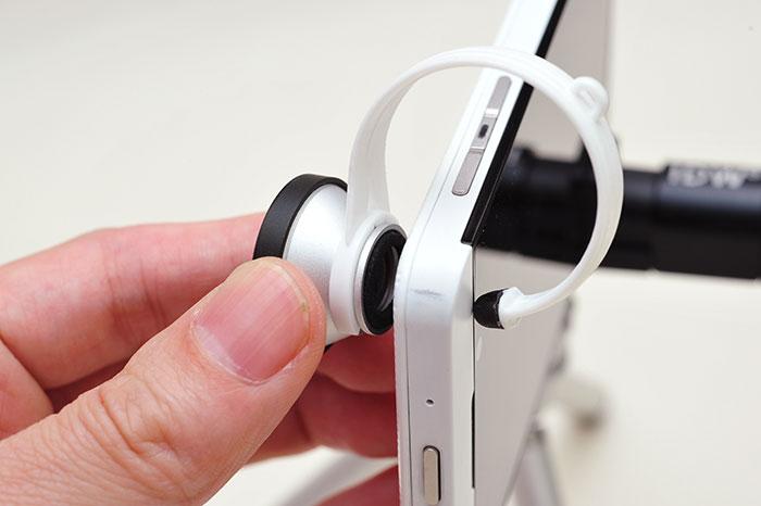 梅問題-手機週邊配件-《H8002 Fisheye》萬用手機魚眼鏡頭