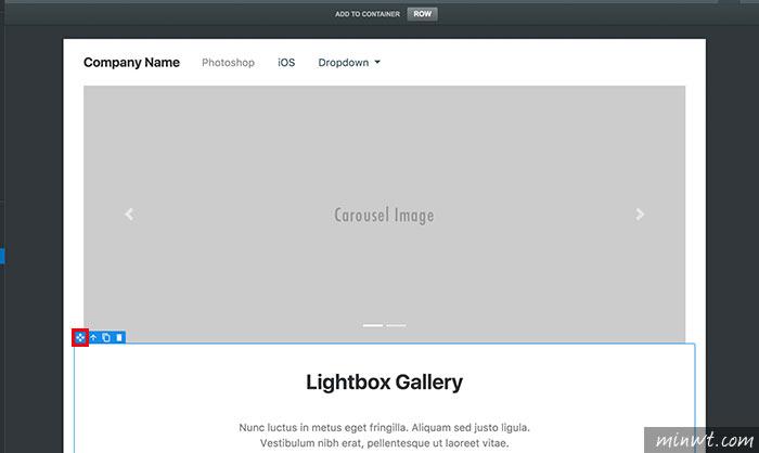梅問題-Bootstrap Studio 全視覺化Bootatrap編輯器,並支援手動修改HTML、CSS、JS檔