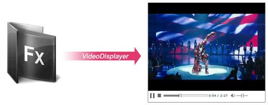 Flex教學-自製VideoDisplayer的影音播放器