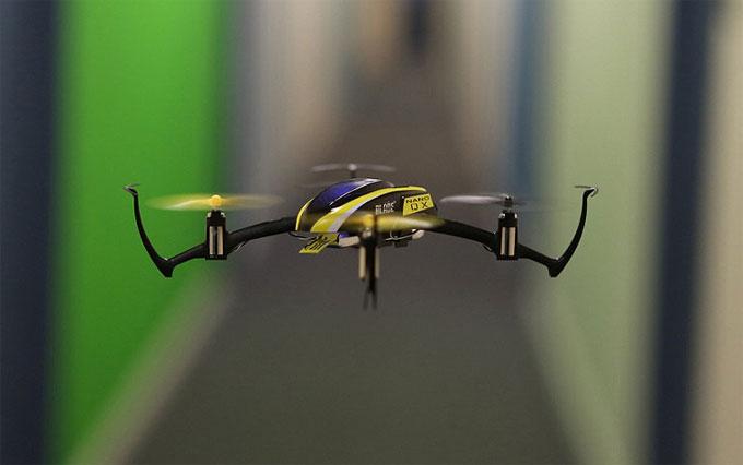 【遙控飛機】《Blade Nano QX》專為DSM系統設計的迷你小四軸