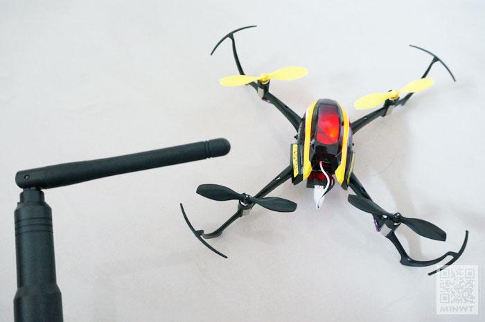 梅問題-《Blade Nano QX》 專為DSM系統設計的迷你小四軸