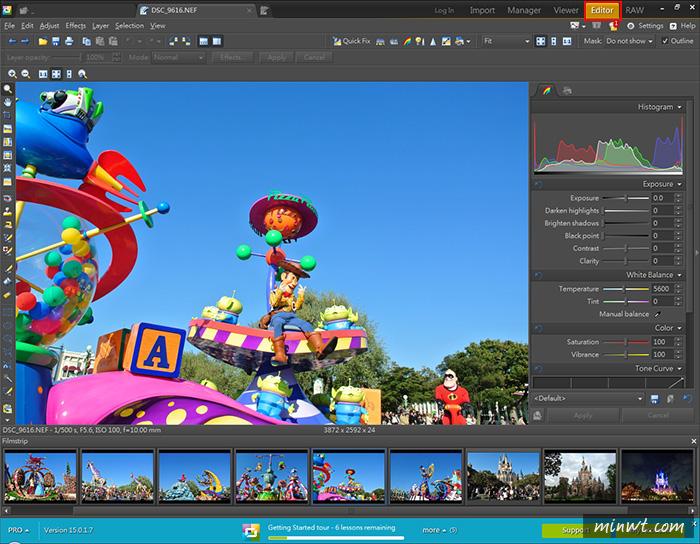 梅問題-好康限免!《Zoner Photo Studio 15 PRO》專業版影像編輯與管理軟體