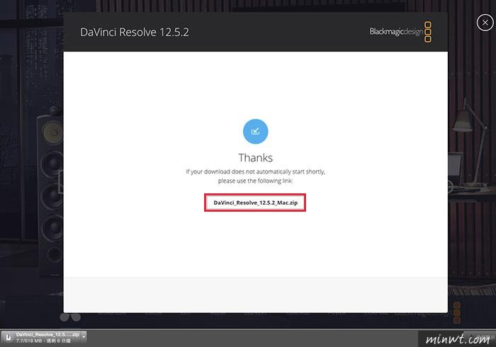 梅問題-「DaVinci Resolve 達文西」專業級的影片剪輯軟體免費下載