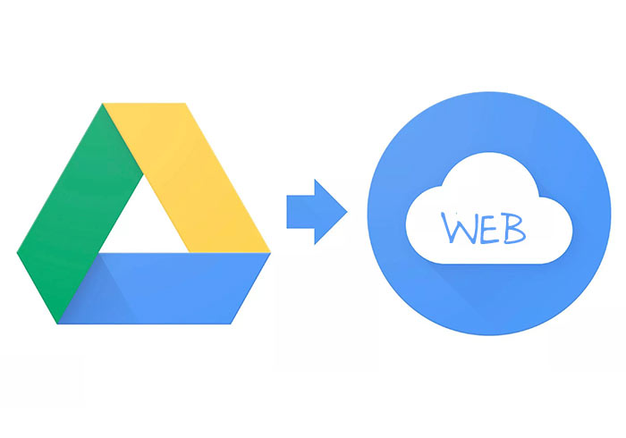 梅問題-Google Drive雲端硬碟變成HTML網頁空間,並且還可綁定網域名稱