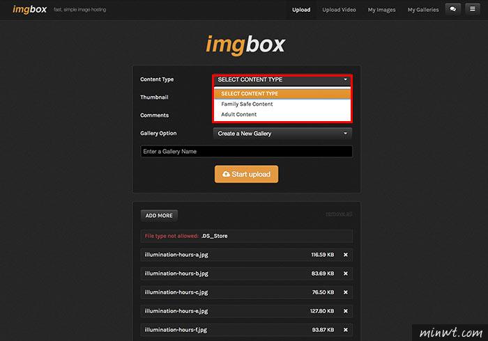 梅問題-Imgbox免費不砍檔無限流量圖床空間,單檔限10MB