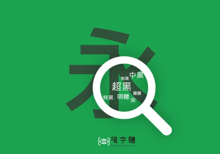 「識字體網 hant likefont」上傳圖片自動尋找出,圖片的字體與載點