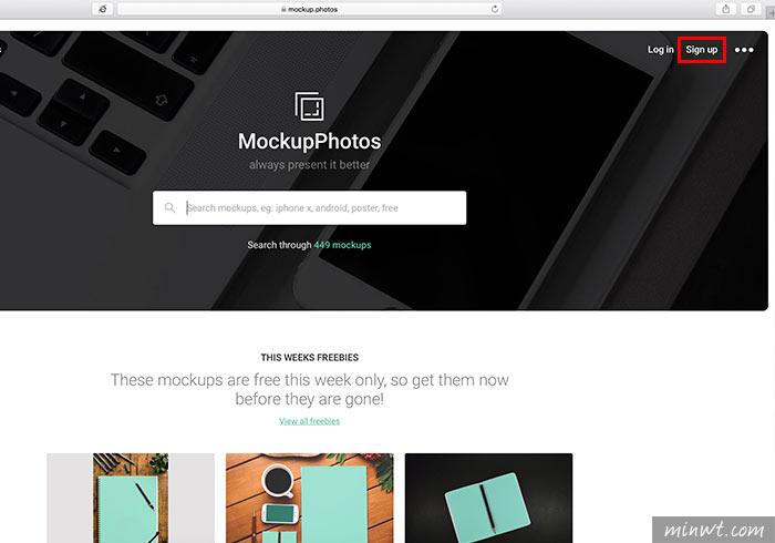 梅問題-Mockup Photos 線上一鍵自動合成,各種操作環境的模擬器