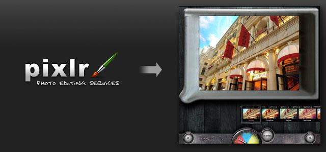梅問題-免費資源-Pixlr O-Matic線上製作多種濾鏡特效