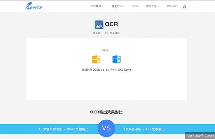 梅問題-LightPDF 免費線上OCR,一鍵快速將圖片中的文字變成文字檔