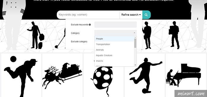 梅問題-SilhouteetAC 可商用四萬張向量剪影圖片免費下載