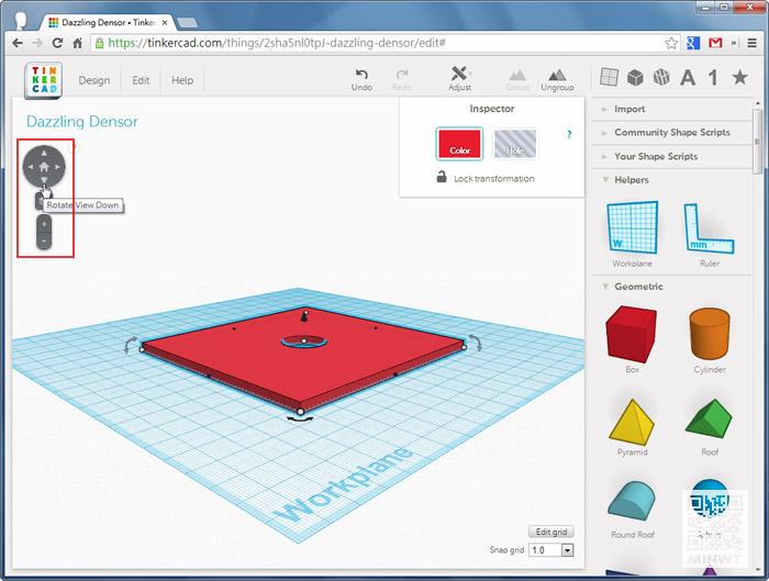 梅問題-3D列印必備《Tinkercad》簡單好用3D線上建模軟體