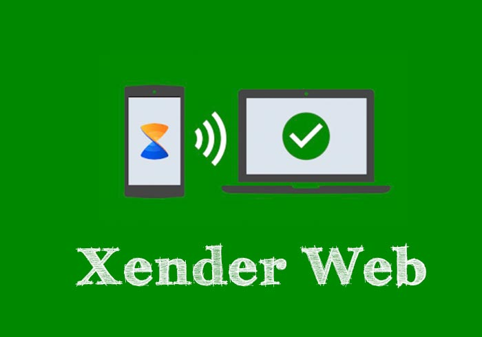 Xender 無線傳檔,讓iPhone、Android、電腦,互傳檔案零距離