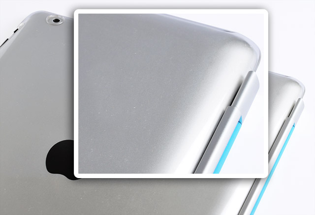梅問題-ipad2改裝透明保護蓋