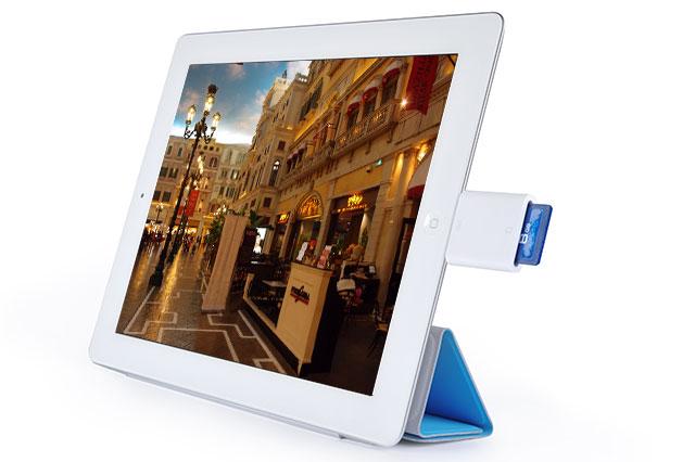 梅問題-新玩具iPad2到手!CameraKit也可用