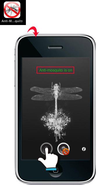 梅問題-iphone教學-Anti-Mosquito把iPhone變驅蚊器讓你睡個好眠