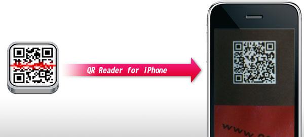 梅問題-iPhone教學-QR Reader讓iPhone閱讀二維條碼馬ㄟ通~