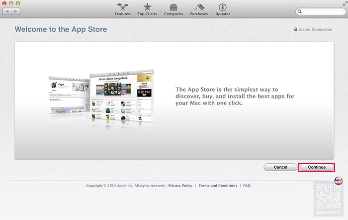 梅問題-註冊美國Apple ID與購買美國限定APP