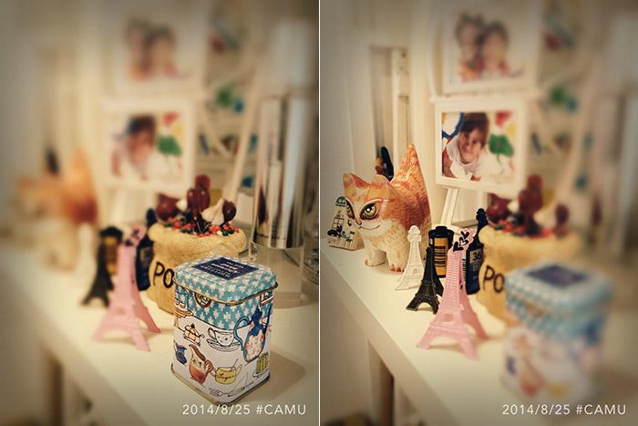 梅問題-《Camu》將iPhone變成光場相機先拍照後對焦