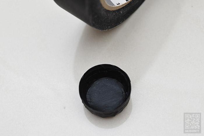 梅問題-保特瓶蓋自製iPhone專用的鏡頭遮光罩