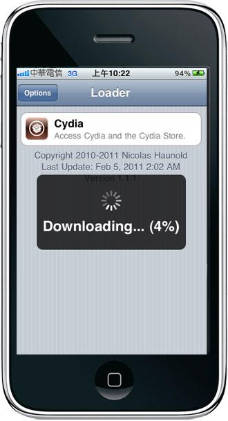 梅問題-iPhone教學-iphone-ios4.2.1完美成功JB全記錄!
