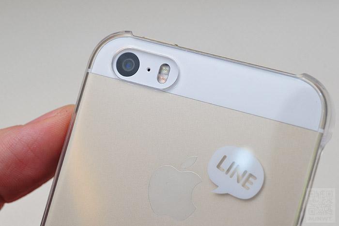 梅問題-iPhone週邊-《LINE iPhone 5手機殼》熊大兔兔共浴版