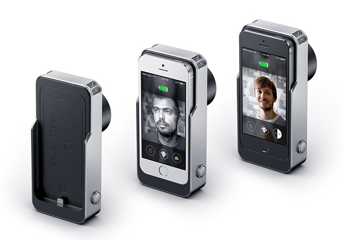 《Relonch Camera》讓iPhone變成APSC類單眼(預購2015出貨)